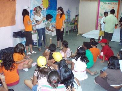 Cloenda de les activitats d'estiu del Pla Educatiu d'Entorn.