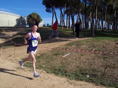 Juan Arias i Xavier Gual participen a la Mitja Marató i a la Cursa Popular de Sabadell.