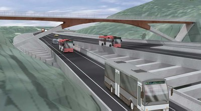 Adjudicades les obres de construcció del carril bus-VAO de la C-58 per 80 MEUR.