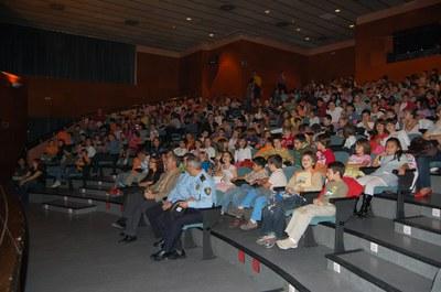 Inaugurat el nou curs d'Educació Viària.