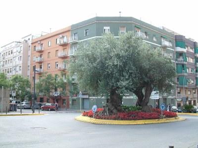 Els veïns de Can Mas protagonistes d'una campanya al seu barri.