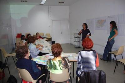 Les dones de Ripollet expliquen com veuen el seu poble.