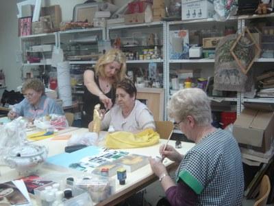 Comencen els cursos i tallers del Centre Cultural.