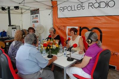 Nova temporada de Ripollet Ràdio (91.3 FM).