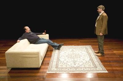 'Soterrani', al Teatre Auditori.