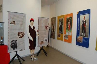 La història del trabuc a la Sala 1 del Centre Cultural.