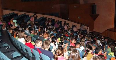Més de 7000 alumnes de Ripollet participaran a la Campanya escolar de teatre, música i dansa.