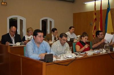 El COP-CpR explica la seva oposició a la pujada de les taxes.
