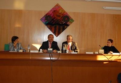Es constitueix el Comité d'avaluació i seguiment del projecte d'intervenció integral a Can Mas.