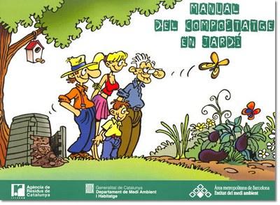 Medi Ambient ofereix la possibilitat de fer compostatge a casa.