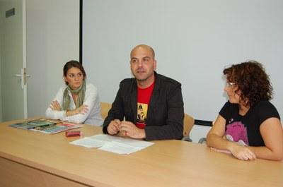 El Patronat Municipal de Cultura present a Interacció 2008.