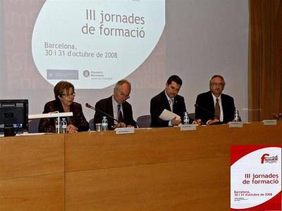 Costa participa a les III Jornades de Formació dels síndics i defensors locals.