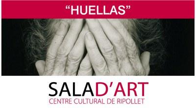 El Centre Cultural presenta 'Huellas'.