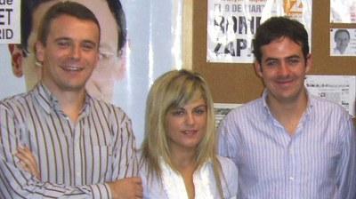 Francisco Javier Tapia escollit secretari d'organització de NNGG del PP de Catalunya.