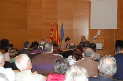 La participació i la gestió de la sanitat a debat.