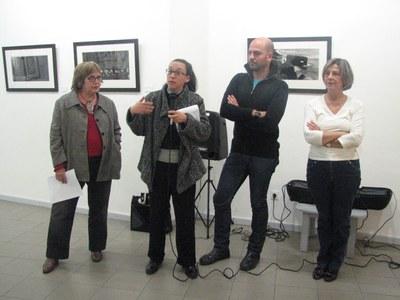 Les imatges d'Humberto Rivas omplen les sales d'exposicions del Centre Cultural.