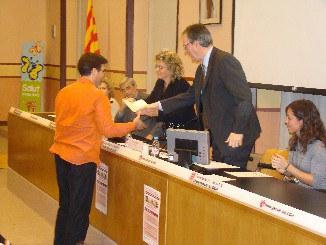 La Generalitat premia un estudi del SAP Cerdanyola-Ripollet .
