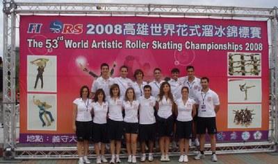 Carles Gasset disputa a la Xina el mundial sènior.