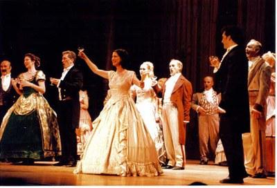Les Nits de Música presenten 'La Traviata'.