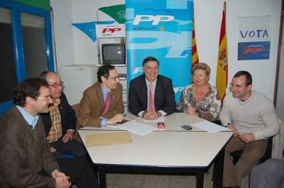 Pere Calviño, nou secretari de Comunicació de l'Executiva Provincial de Barcelona del PP.