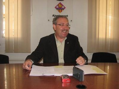 Es convoca la sessió ordinària del Ple Municipal del mes de novembre.