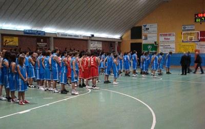 El Club Bàsquet Ripollet presenta oficialment els seus equips.