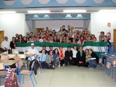 Una delegació de ciutadans i ciutadanes de Caniles visita Ripollet.