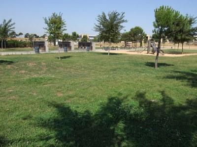 Nou pla d'ocupació per netejar l'entorn del parc dels Pinetons.