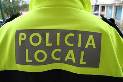 Eficàcia de la Policia local gràcies a la col·laboració ciutadana.