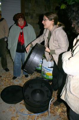 Èxit de participació en el projecte de compostatge domèstic.