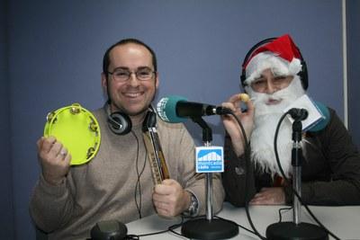 Ripollet Ràdio emet per la Grossa el programa 'Qué Buena Suerte'.