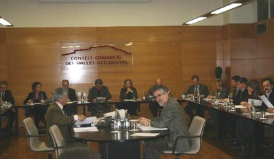 Acords del Ple del Consell Comarcal del 18 de desembre.