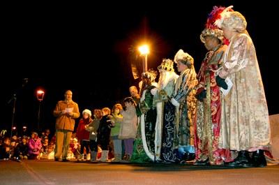 Cavalcada de Reis 2009.