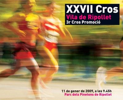 XXVII Cros Vila de Ripollet.