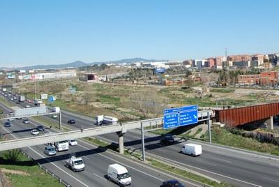 La Generalitat concreta la seva proposta per solucionar l'impacte de l'autopista.