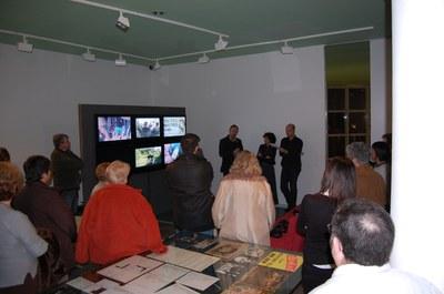 Inaugurada una nova exposició al Centre Cultural .