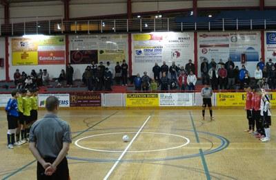 Resultats de la jornada esportiva del 31 gener i l'1 de febrer de 2009.