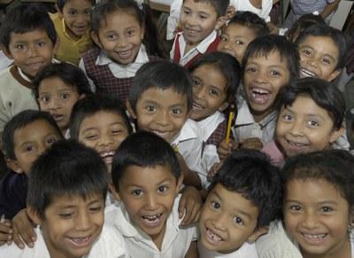 'Compartir un somriure' mostra la realitat social de Guatemala al Centre Cultural .