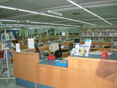 La Biblioteca Municipal organitza un taller d'iniciació a Internet.