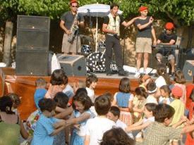 Espectacle infantil al Teatre Auditori: 'Pica de mans'.