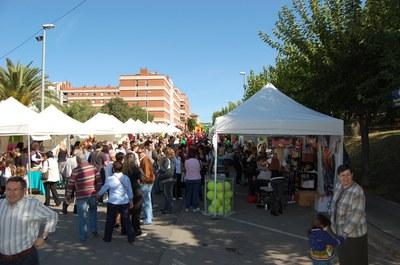 Diumenge cultural i comercial a Ripollet.