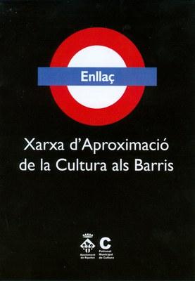 """El Patronat de Cultura i l'AV Maragall presenten el programa """"Enllaç""""."""