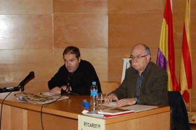 La Comissió en Memòria de les Victimes del Feixisme organitza el passi d'un documental.