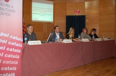 El 62% dels comerços de Ripollet tenen els seus rètols en català.