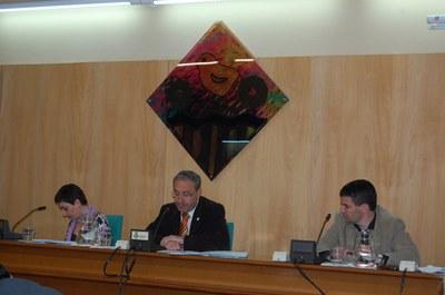 Acords del Ple Municipal del 26 de març.