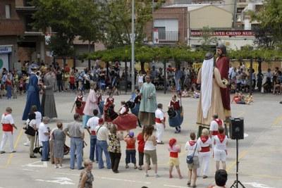 Ripollet acollirà la Trobada de Gegants del Vallès 2010.