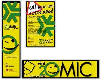 L'Oficina Municipal d'Informació al Consumidor presenta la memòria del 2008.