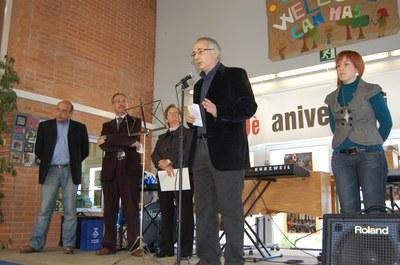 L'IES Can Mas celebra el 10è aniversari de la seva fundació.