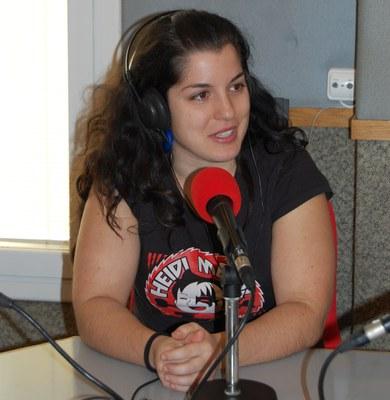 La ripolletenca Carol García actua al Teatre Auditori amb l'espectacle 'In-Memorial'.