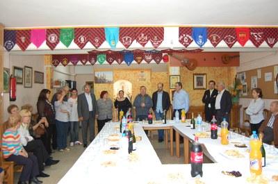 Celerbrat el Dia de Aragón al Centro Aragonés.